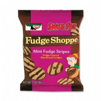 Keebler Fudge Stripe Cookies