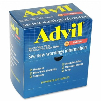 Advil (Ibuprofen)