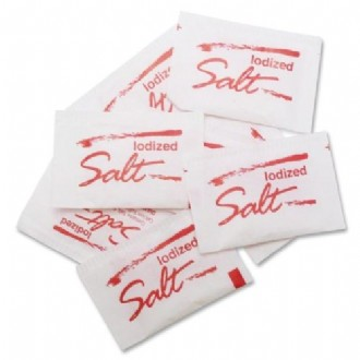 Diamond Crystal Salt Packet