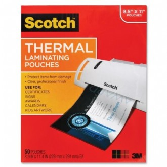 Scotch Thermal Laminating Pouch