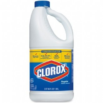 Clorox Bleach 1/2 gal bottle