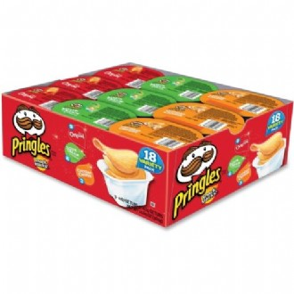 Pringles Snack Stacks