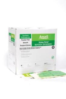ANSELL GAMMEX  NON-LATEX PI ORTHO GLOVES