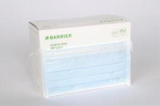 MOLNLYCKE BARRIER  ANTI-FOG FACE MASK WITH TIES
