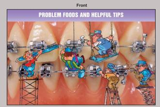 Problem Foods and Tips Cards 100/PK