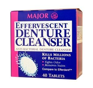 MAJOR DENTURE TABLETS