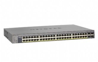 NETGEAR ProSAFE 48-Port Gigabit Smart Switch PoE