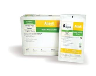 ANSELL GAMMEX? NON-LATEX POWDER-FREE STERILE NEOPRENE SURGICAL GLOVES