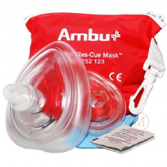 Ambu Rescue Mask in Soft