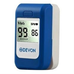 DEVON 100-A FINGERTIP PULSE OXIMETER