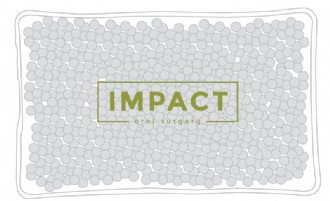 Impact Oral Surgery - Mini Ice Packs