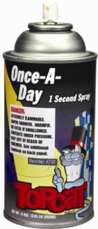 ONCE-A-DAY SPRAY CAN 8.8 OZ