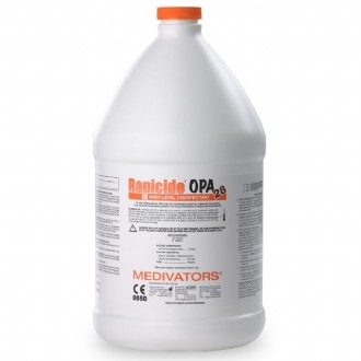 Rapicide OPA/28 High Level Disinfectant (1 Gallon)