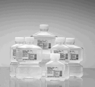 B Braun 250mL Sterile Water (0.9% Sodium Chloride) For Irrigation USP in Plastic Pour Bottles (Rx)