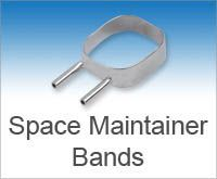 Denovo Individual Space Maintainer Bands--Lower