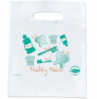 Oxo-biodegradable Healthy Habits Bags