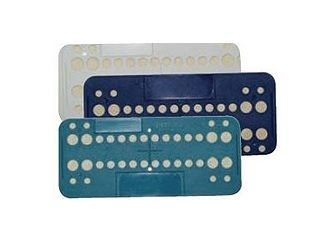 G&H Ortho Disposable Bracket Trays 25PK