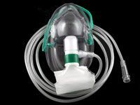 Med Source Mask, Partial Non-Rebreather