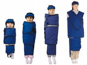 Olympic Medical Papoose Board